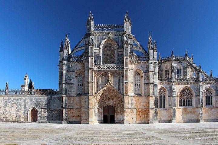 Monastere de Batalha vacances au Portugal