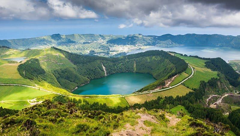 Habiter au Portugal sur les Açores