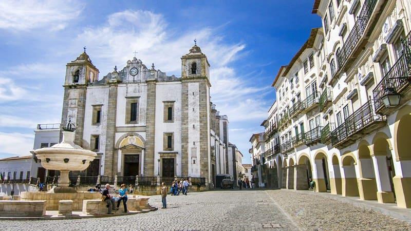 Résider au Portugal dans l'Alentejo à Evora