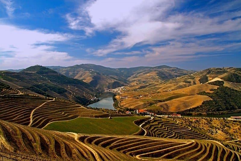 Choisir l'Alto Douro pour vivre dans le nord du Portugal