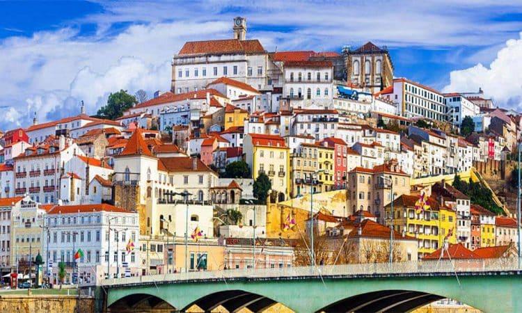 Habiter à Coimbra la plus grande ville du centre du Portugal