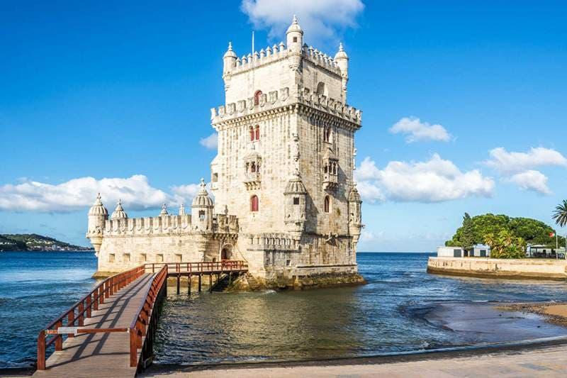 Vivre a Lisbonne Tour de Belèm